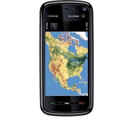 В США скоро ожидаются в продаже Nokia 5800 NAM